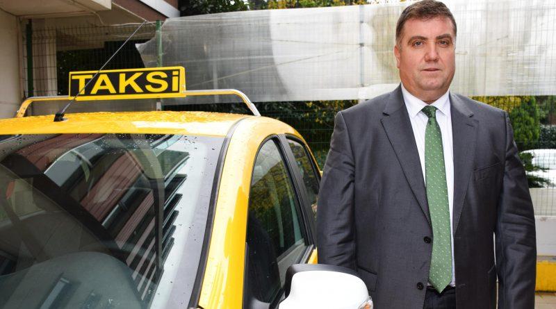 Taksicilerden ÖTV çağrısı