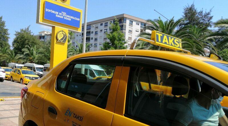 İzmirli taksici farkı