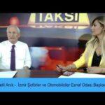 BAŞKANIMIZ İZMİR TAKSİ TV'DE